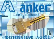 Serrurier Paris agréé Anker