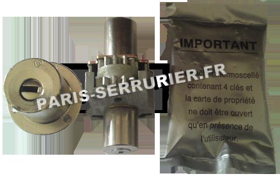 Module Vachette NT+ - Cylindre 40 mm